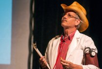 Steve Voorhies as Dr. Red Neck