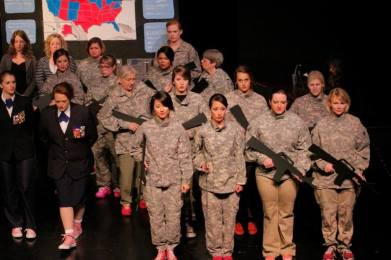 The War on Women finds recruits willing to fight back.