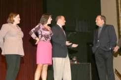 Denise Malan, Lana Flowers, Scott Shackleford and Greg Harton.