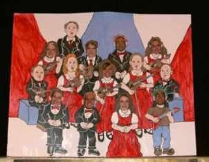 The baker's dozen of Duggar children.