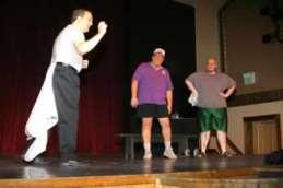 Greg Harton, Rusty Turner and Mark Young.