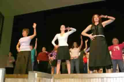 The Gridiron Dancers