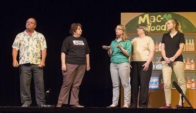 The proposed medicinal marijuana legislation gets a review by Flip Putthoff, Katherine Shurlds, Erin Spandorff, Debbie Miller and Sarah Van Doorn.