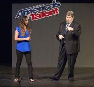Clarrisa Bustamante as Hope Hicks and Ray Minor as Paul Manaforte.