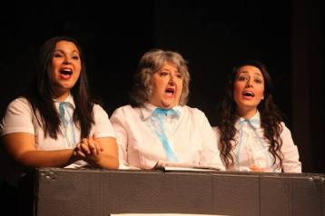 Zessna Garcia, Katherine Shurlds and Antoinette Grajeda.