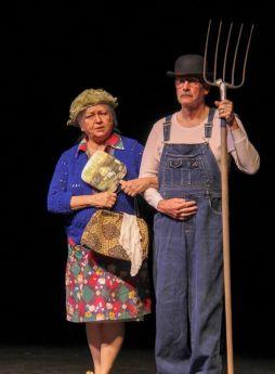 Letitia Mae and Elmer Stufflebeam