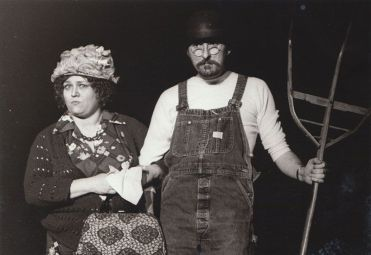 The debut of Letitia Mae and Elmer Stufflebeam.