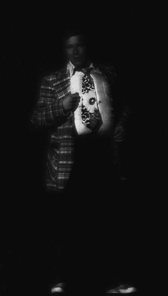 Ken Teutsch as Col. Bill Meyers, the coroner who don't get no respect.