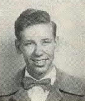 yearbook photo of Harry Marsh