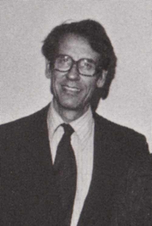 portrait of Harry Marsh